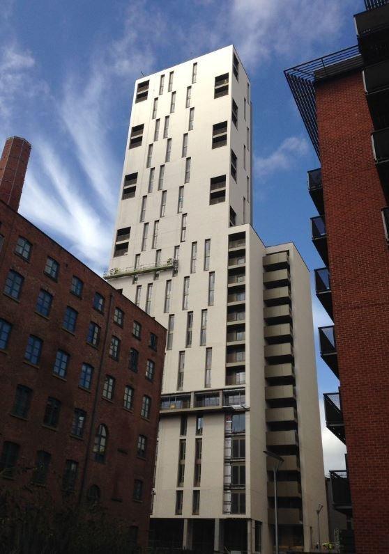Cambridge Street Manchester MVHR project