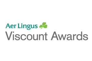 Aer Lingus Viscount 'Medium Sized Company of the year' award 2013